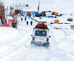 manali to rohtang pass taxi service