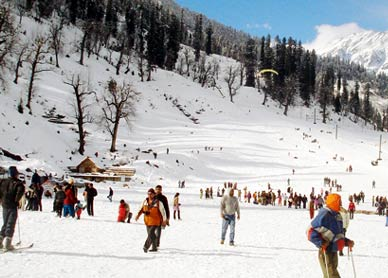Shimla Manali Tour Package by Volvo