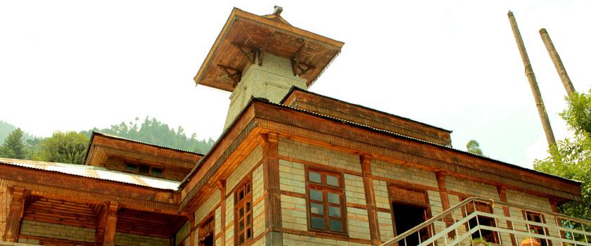 Manau Temple, Top Attractions in Manali