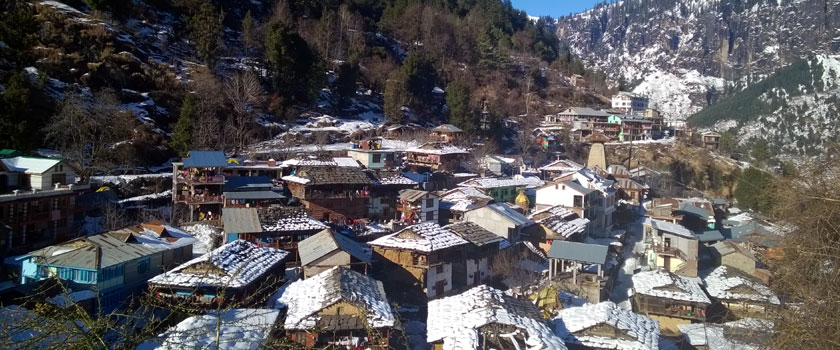 Old Manali, Top Destination in Manali