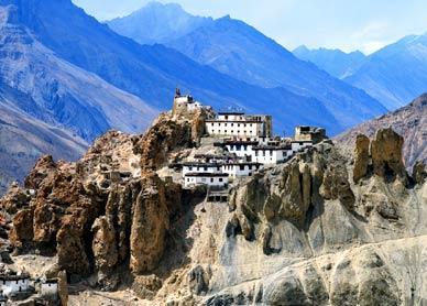 Shimla Spiti Tour Package
